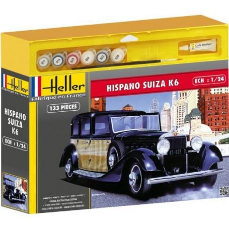kit Hispano Suiza K6