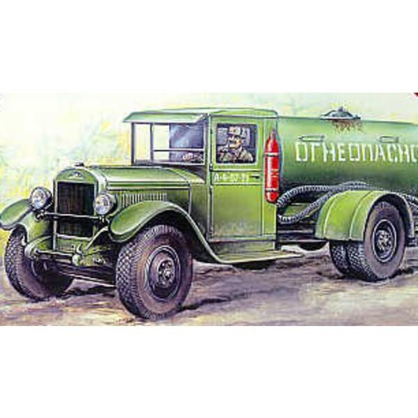 ZIS-5-BZ fuel truck