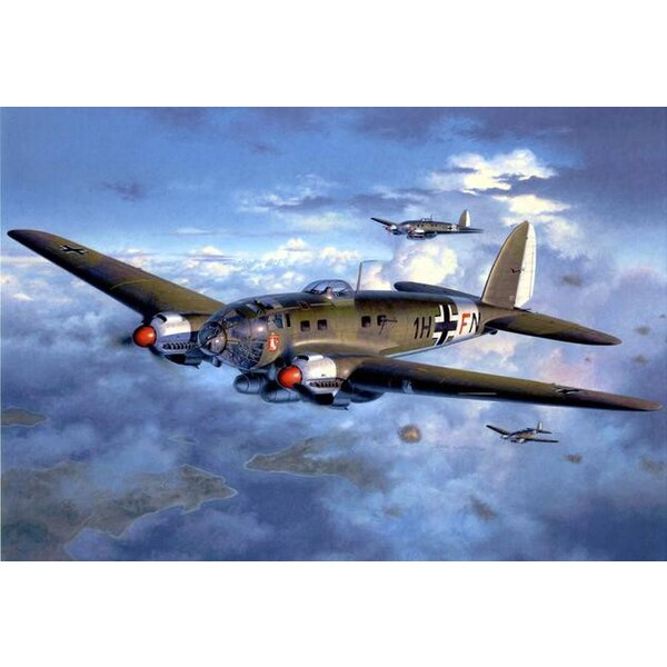 Heinkel He 111H-6
