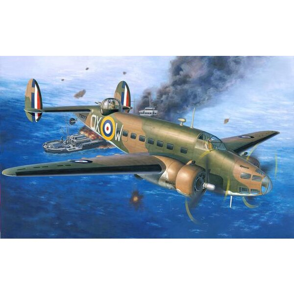 Lockheed Hudson Mk. I/II Patrol Bomber