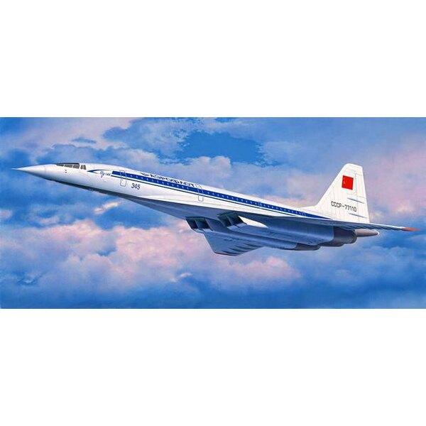 Tupolev Tu- 144