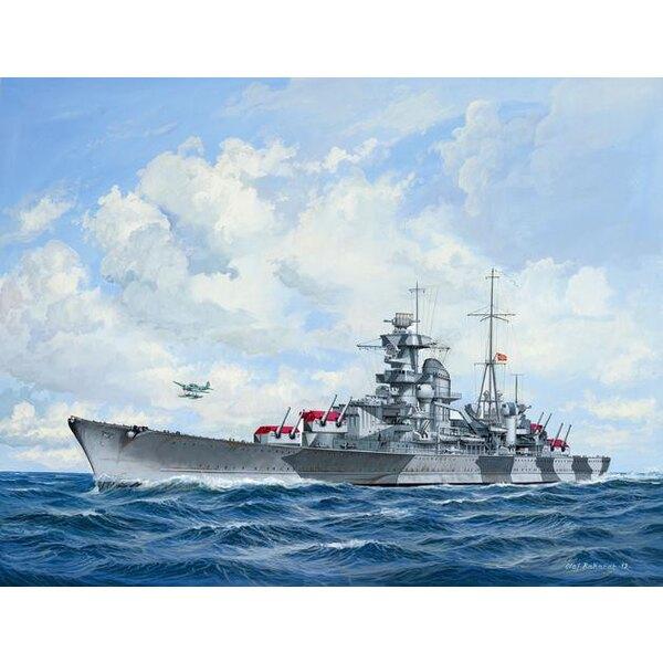 Kreuzer Admiral Hipper