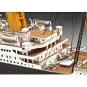 R.M.S Titanic Édition Commémorative du 100ème anniversaire - inclut 6 peintures, colle et pinceaux, 3 cartes postales de répliqu
