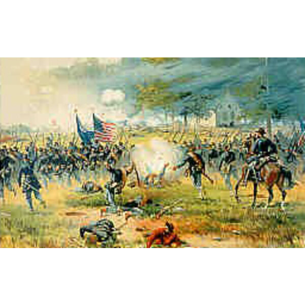 Union Infantry 1861 figures (American Civil War) (ACW)