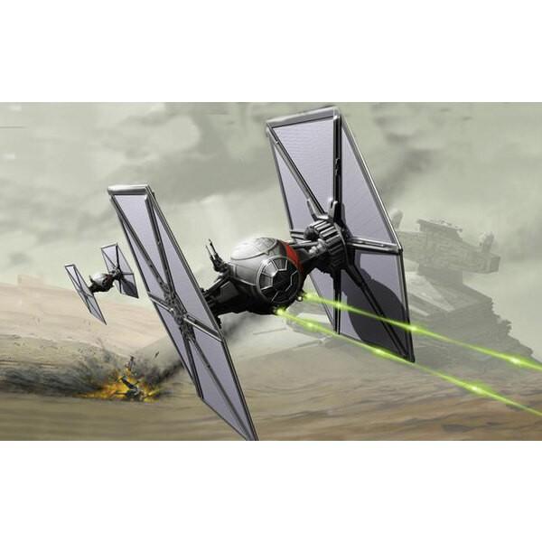 Primo Ordine forze speciali Tie Fighter (TM) Costruire & Play Luci / Serie Suono