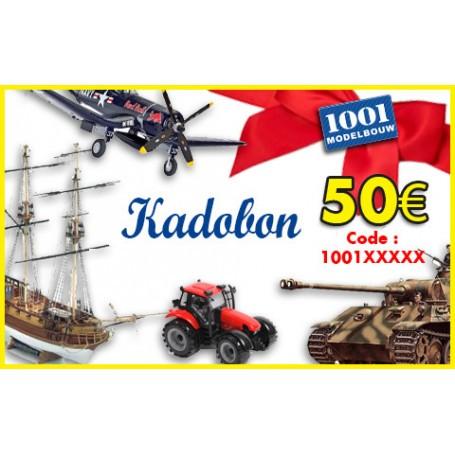 Buono regalo di 50 euro
