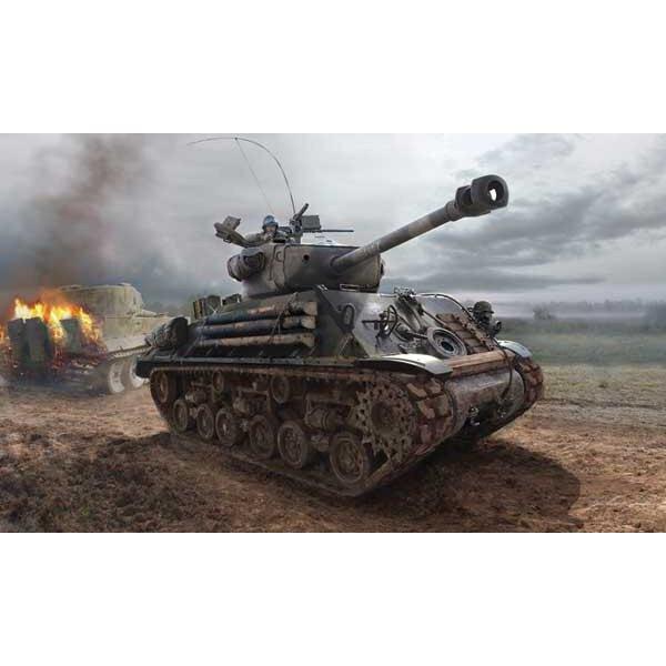 M4A3E8 Sherman'Fury '