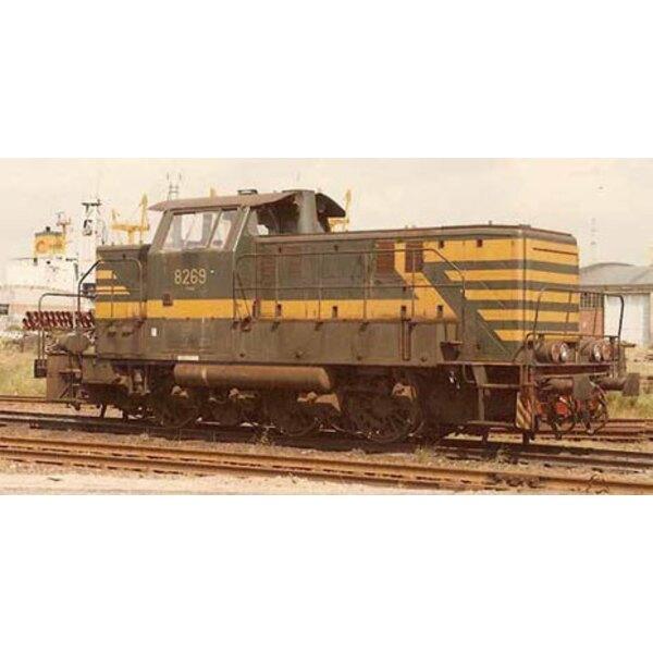 Locomotiva diesel 8260 ITS SNCB
