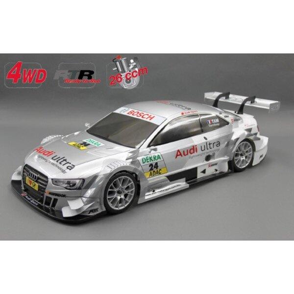 Telaio 530 4wd auto + RTR.Audi RS5
