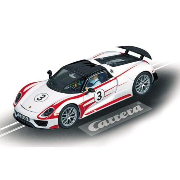 Porsche 918 spyder Salisburgo