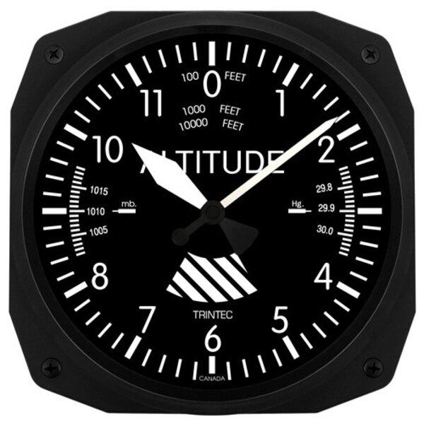 Altimetro Classic parete 25x25cm orologio