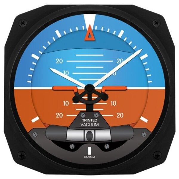 Artificial 25x25cm orologio Horizon parete