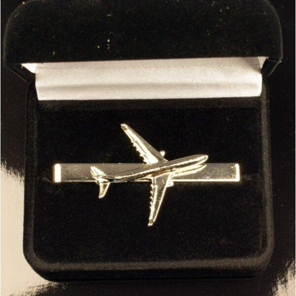 Tie Clip / clip di legame: Airbus A330 - Nickel