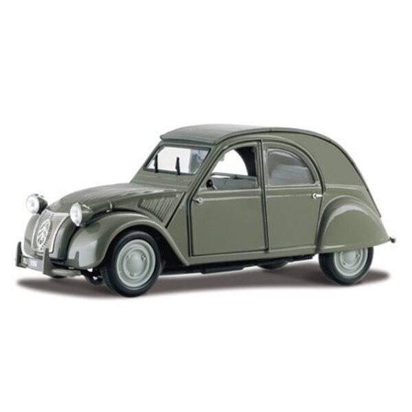 Citroën 2CV 1952 GRIGIO