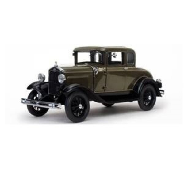 Ford Model A COUPE 1931 MARRONE