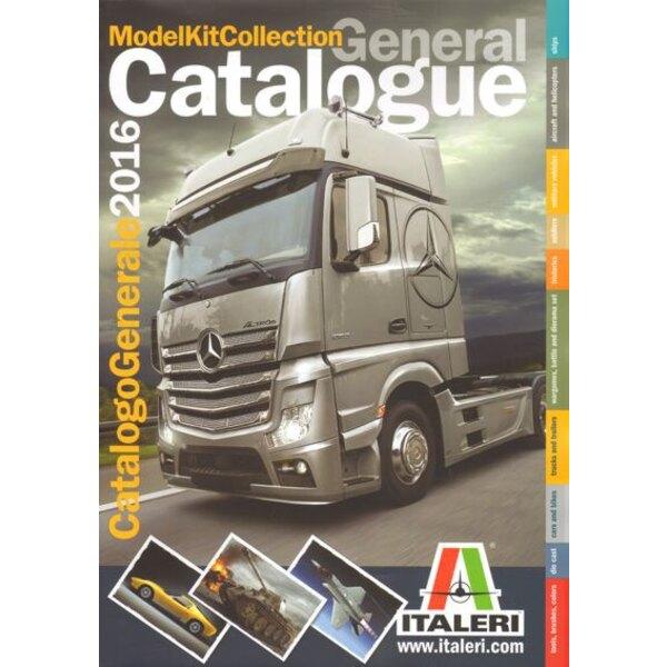 Italeri 2016 Catalogo