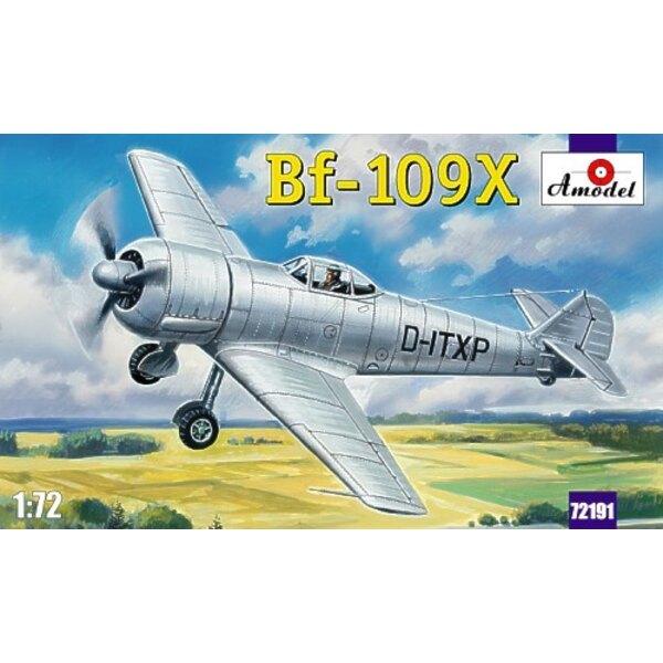 Messerschmitt Bf 109X
