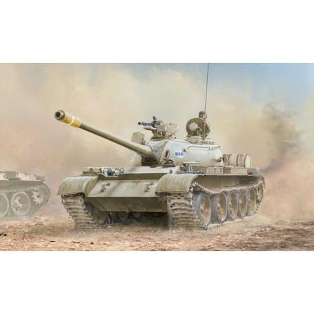 T-55 Guerra del Golfo in Iraq
