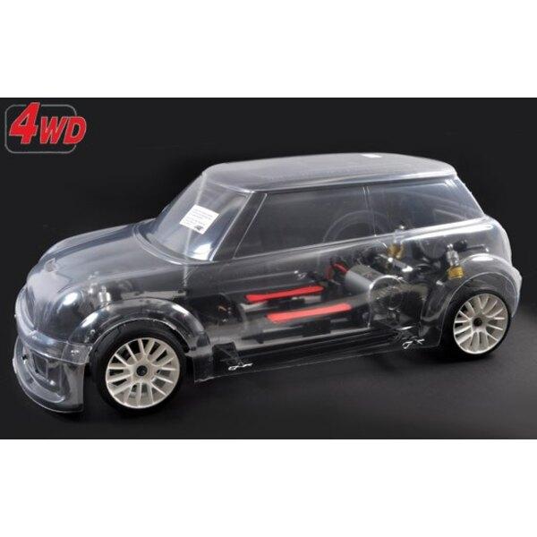 cornice 4wd 510E FG trofeo + carro