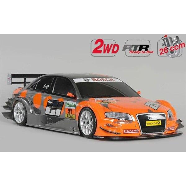 Nuovo telaio 530 RTR 2WD + auto.Audi