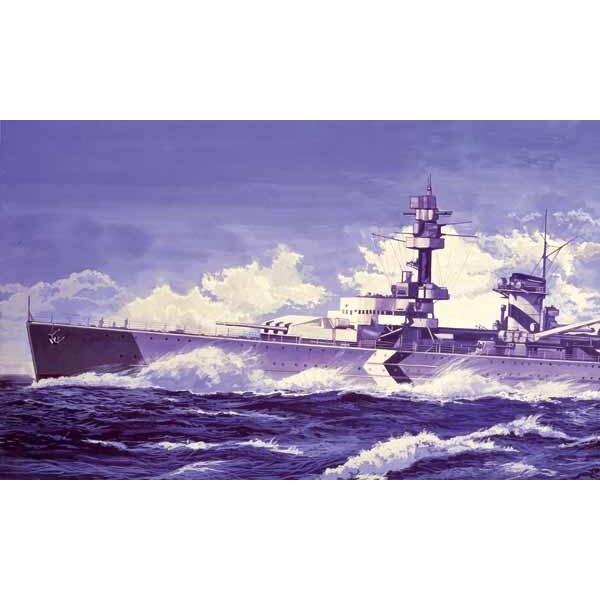 incrociatore tedesco Lutzow