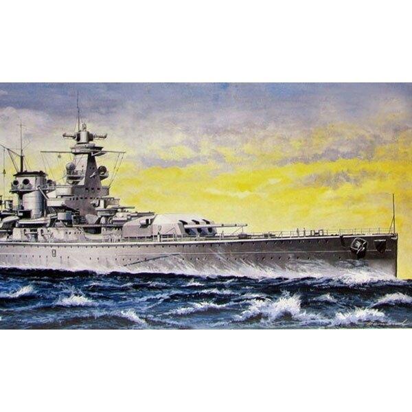 incrociatore tedesco Admiral Scheer
