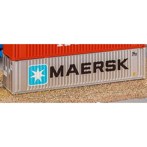 HI-CUBE CONTAINER MAERSK N