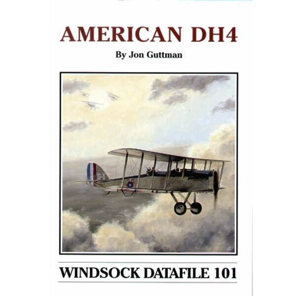 Libro American DH4 (Windsock Datafiles)
