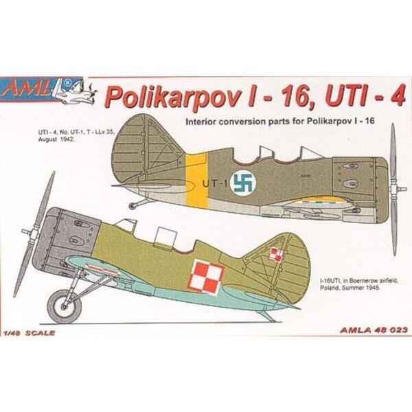 Polikarpov I-16 UTI-4
