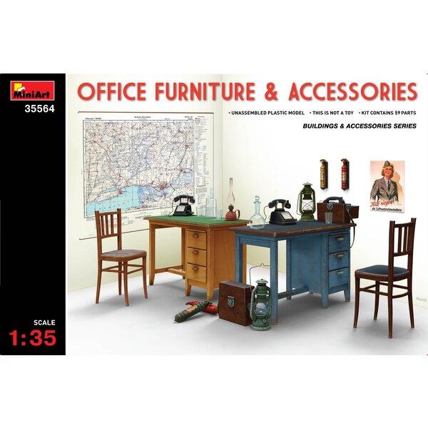 Mobili per ufficio e accessori