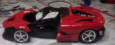 Kit modello di auto e motocicli
