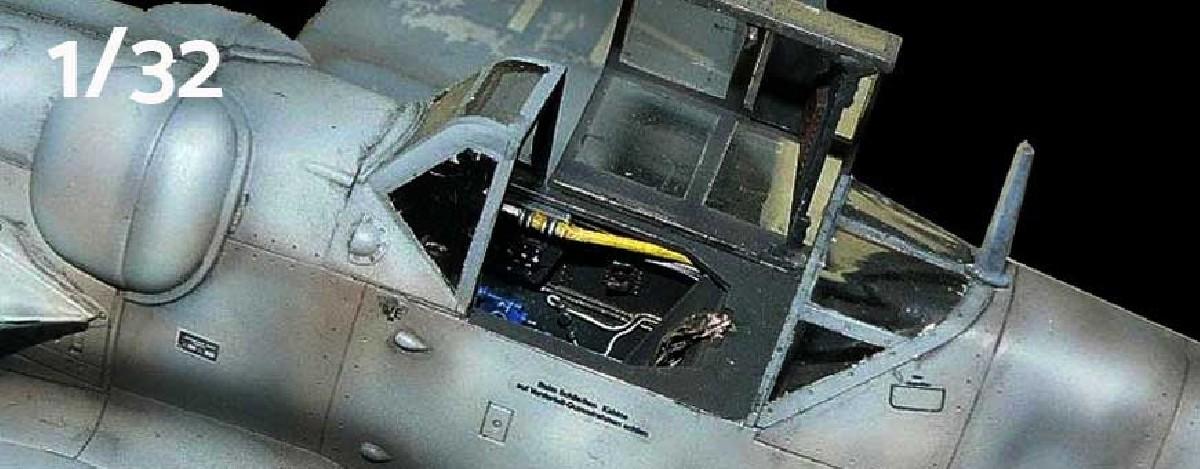 Kit modello di aerei 1:32