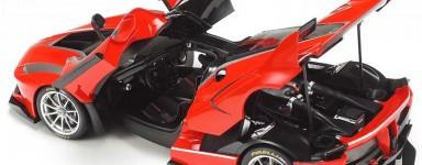 Modelli auto da costruire