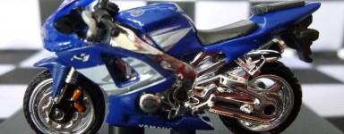 Modelli già pronti motocicli