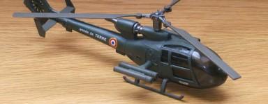 Modelli già pronti elicotteri (già pronti)