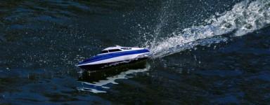 Barche elettriche RC
