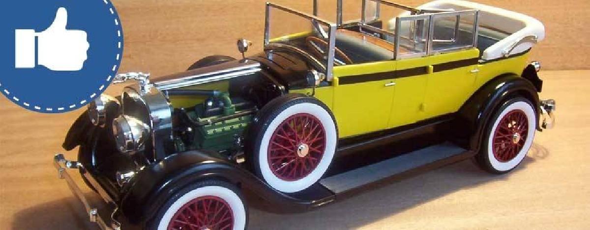 La nostra selezione di modelli di auto
