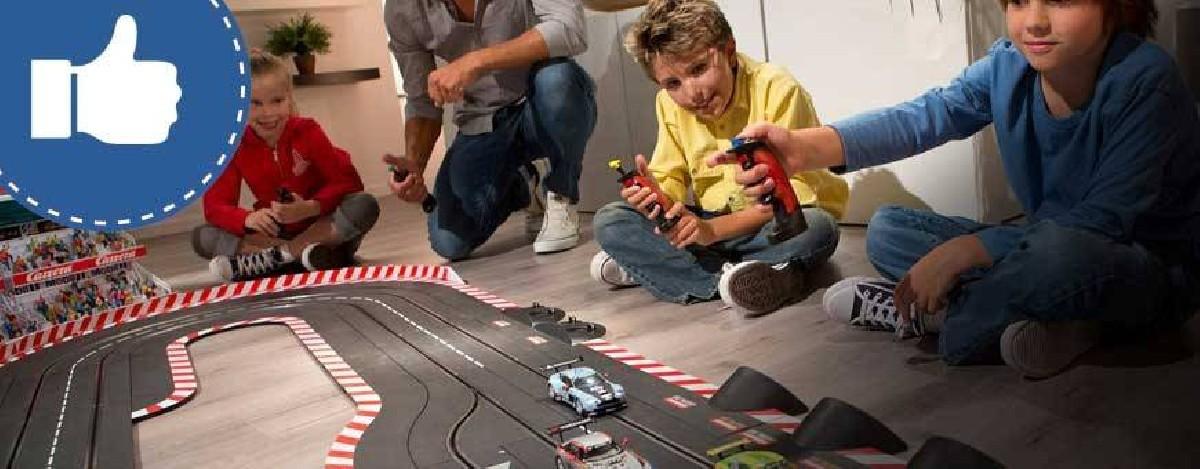 La nostra selezione di automobili circuiti - pista macchinine - Tutti i set di slot auto, piste, automobili e accessori su 1001